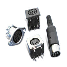 DIN Connector from  Morethanall Co. Ltd
