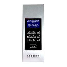 New 3G wireless video doorphones