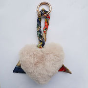 Pom Pom Keychains from  Chanch Accessories International Co. Ltd