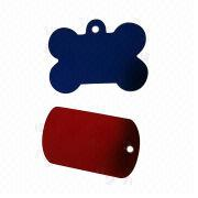 Simple Dog Tag from  Iris Fashion Accessories Co.Ltd
