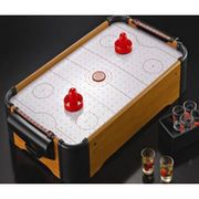 Air Hocky Drinking Game from  Ningbo Bothwins Import & Export Co. Ltd