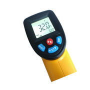 China Wholesale -50 Celsius to 380 Degree Non-contact Industrial Laser Digital Infrared Thermometer GM320