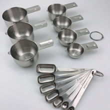 Stainless Steel Measuring Cups & Spoons from  Jieyang Fengxing Stainless Steel Products Co. Ltd