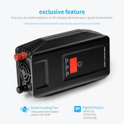 China 750W Power Inverter DC 12V to AC110V Car Inverter with Dual USB Car Adapter