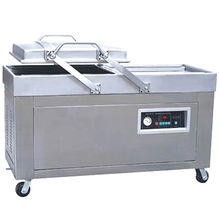 Double Chamber Vacuum Packing Machine from  Solutions Packaging