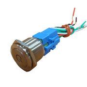 Push button switch LED lamp from  Tele Long Enterprise Co Ltd