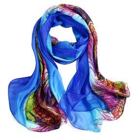 Scarf from  Chanch Accessories International Co. Ltd