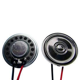 Micro speaker 0.5W from  Changzhou Runyuda Electronics Co. Ltd