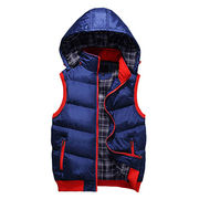Latest waistcoat from  Fuzhou H&f Garment Co.,LTD