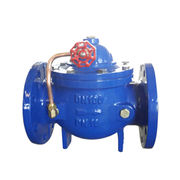 Cast iron float valve from  Shanxi Solid Industrial Co.,Ltd.