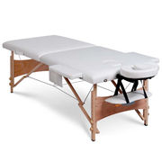 Wooden Massage Table from  Acrofine International Group