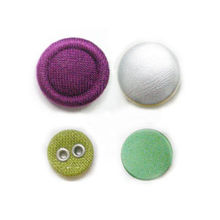 Covered Buttons from  Chanch Accessories International Co. Ltd