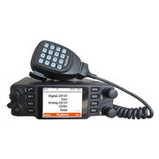 Dual Mode DMR Mobile Transmitter CDM-550H & GPS from  China New Century Communication Electronics Co. Ltd