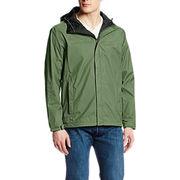 Windproof rain jacket from  Fuzhou H&f Garment Co.,LTD