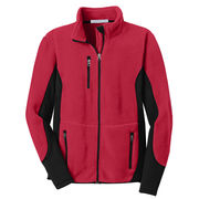Printing Embroidery fleece bomber jacket from  Fuzhou H&f Garment Co.,LTD