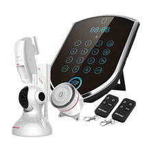 Security home system hottest WiFi / GPRS + GSM hom from  Shenzhen Chitongda Electronic Co. Ltd