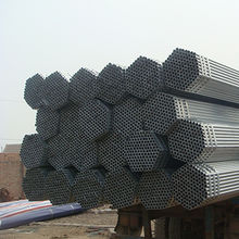 Pre-galvanized Welded Round Steel Pipes from  Sino Sources Tech Co. Ltd