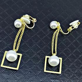 Elegant Imitation Pearl Drop Earrings from  Chanch Accessories International Co. Ltd