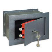 Mechanical wall safes from  Jiangsu Shuaima Security Technology Co.,Ltd