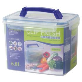 Klip Fresh Airtight Food Storage Container from  L&F Plastics Co. Ltd