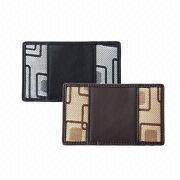 Card Holder from  Beijing Leter Stationery Manufacturing Co.Ltd