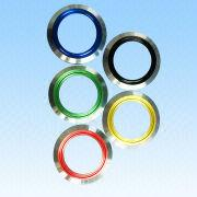 Snap buttons from  HLC Metal Parts Ltd