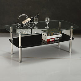 Tempered Glass Coffee Table from  Langfang Peiyao Trading Co.,Ltd