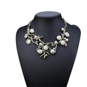Statement Necklace Shaped in Tree Branch from  Chanch Accessories International Co. Ltd