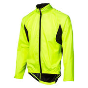 Reflective yellow cycling wear from  Fuzhou H&f Garment Co.,LTD