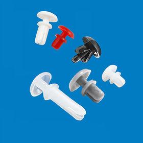 Nylon snap rivet from  Ganzhou Heying Universal Parts Co.,Ltd