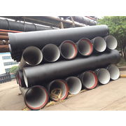 China ISO2531 Ductile Iron Pipe, T-type Socket, Spigot Joint