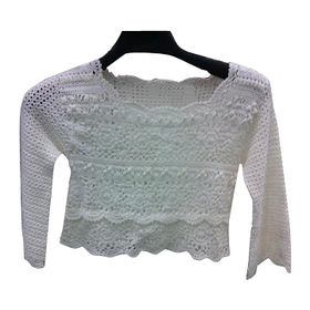 Summer Sweater from  Qingdao Classic Landy Garments Co. Ltd