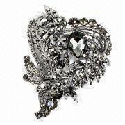 Jewelry Brooch from  Iris Fashion Accessories Co.Ltd