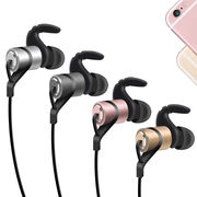China Bluetooth Headphones Wireless Sport Earbuds, Upgraded Wearing Comfort, In-Ear Earphones for Running
