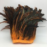 China Strung Coque Rooster Feather