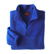 Fleece jacket from  Fuzhou H&f Garment Co.,LTD
