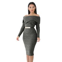 Long Sleeve Skirt Set from  Nan'an City Shiying Sexy Lingerie Co. Ltd