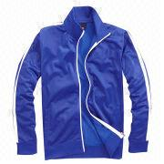 Men's Sports Jacket from  Fuzhou H&f Garment Co.,LTD