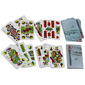 Germany Playing Cards from  Kinlux Industrial Corporation