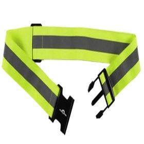 Hi-Vis Safety Belt from  Zhejiang Yinguang Reflecting Material Manufacturing Co. Ltd
