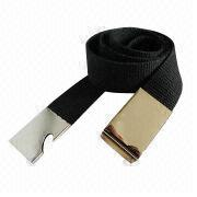 Canvas Belt from  Chanch Accessories International Co. Ltd