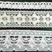 Cotton Laces from  Chanch Accessories International Co. Ltd