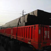 China Carbon Steel Pipes with 40*40*2.5mm*6mtrs
