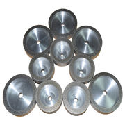 China High efficiency and good shape retention electroplated CBN grinding wheel for high-speed steel