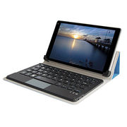 8-inch Bluetooth keyboard case from  Shenzhen DZH Industrial Co. Ltd