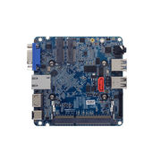 China Mini-ITX Motherboards with Celeron J1900 Quad Core 2.0GHz, Max Turbo Can Reach 2.42GHz