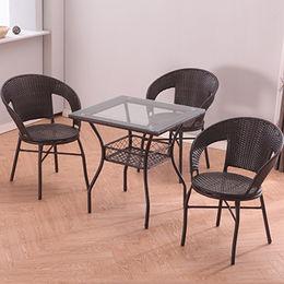 Rattan table from  Langfang Peiyao Trading Co.,Ltd