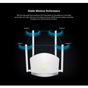China TOTOLINK N600R Wireless N Router 600Mbps WiFi Router / Access Point / WiFi Repeater
