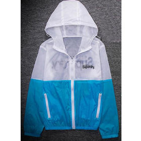 Men's Superdry Jacket from  Qingdao Classic Landy Garments Co. Ltd