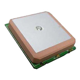 GM-8013 GNSS Smart Antenna Module supports GPS from  Navisys Technology Corp.